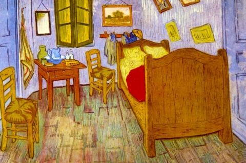 Beautiful Van Gogh Camera Da Letto Ideas - Carolineskywalker.com ...