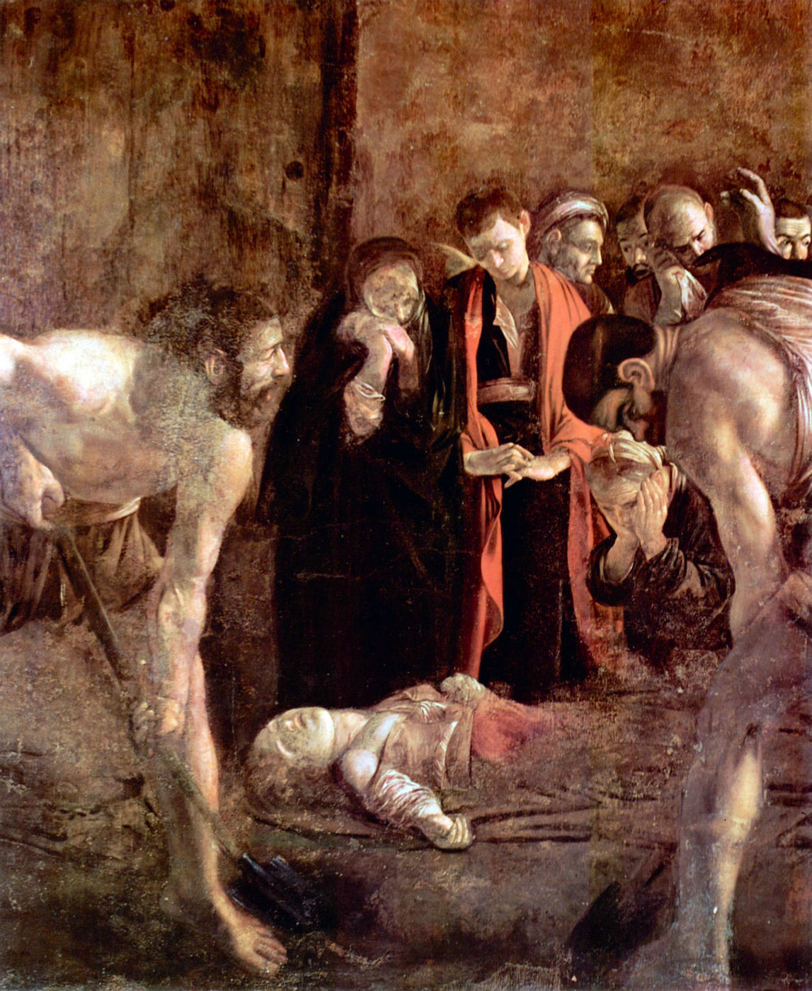 essay caravaggio The entombment of christ by caravaggio (c 1602) and jacopo da pontormo (c 1525) are two paintings that communicate the same message yet have a wide degree of disparity in expression.