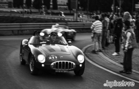 Stampa Mille Miglia Bobby Photography MILLE MIGLIA