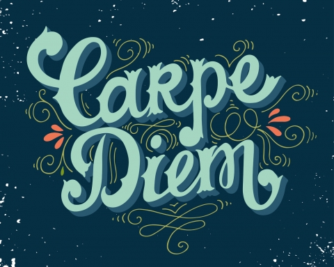 Stampe famose Various Artists  Carpe diem