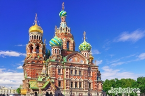 Stampa Architettura Various Artists CHURCH OF THE SAVIOUR ON SPILLED BLOOD, ST. PETERSBURG, RUSSIA