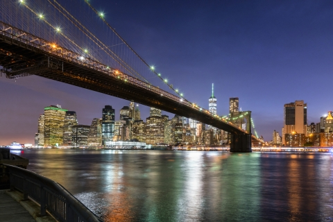 Stampe famose andrea fiorini  Brooklyn Bridge