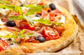 Stampa Food Various Artists PIZZA